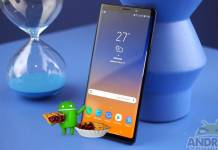 Samsung Galaxy Note 9 Android 9 Pie One UI Beta