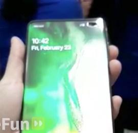 Samsung Galaxy S10 Plus Hands-on 4