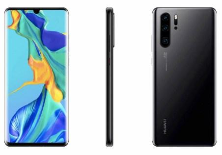 Huawei P30 Huawei P30 Pro 3