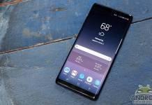 Samsung Galaxy Note 8 Verizon Software Update