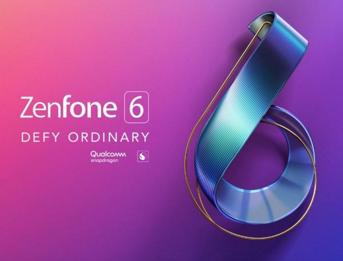 ASUS Zenfone 6 Defy Ordinary