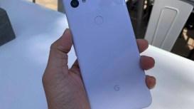 Google Pixel 3a Hands-on 1