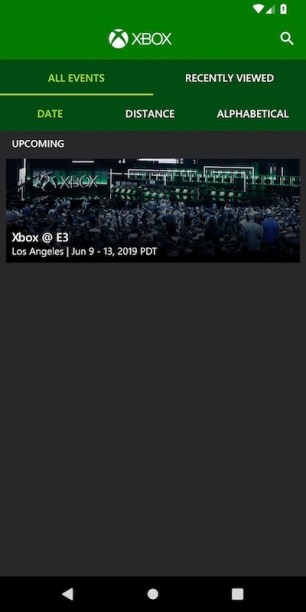 Xbox Events 1