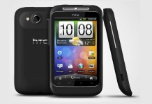 Old HTC Wildfire S HTC Wildfire E concept