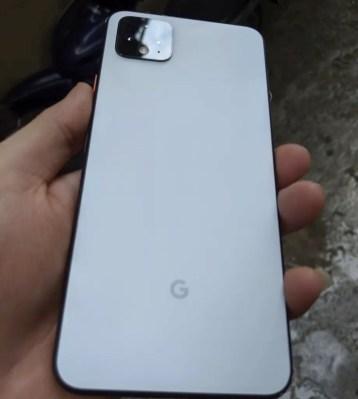 Google Pixel 4 XL Launch
