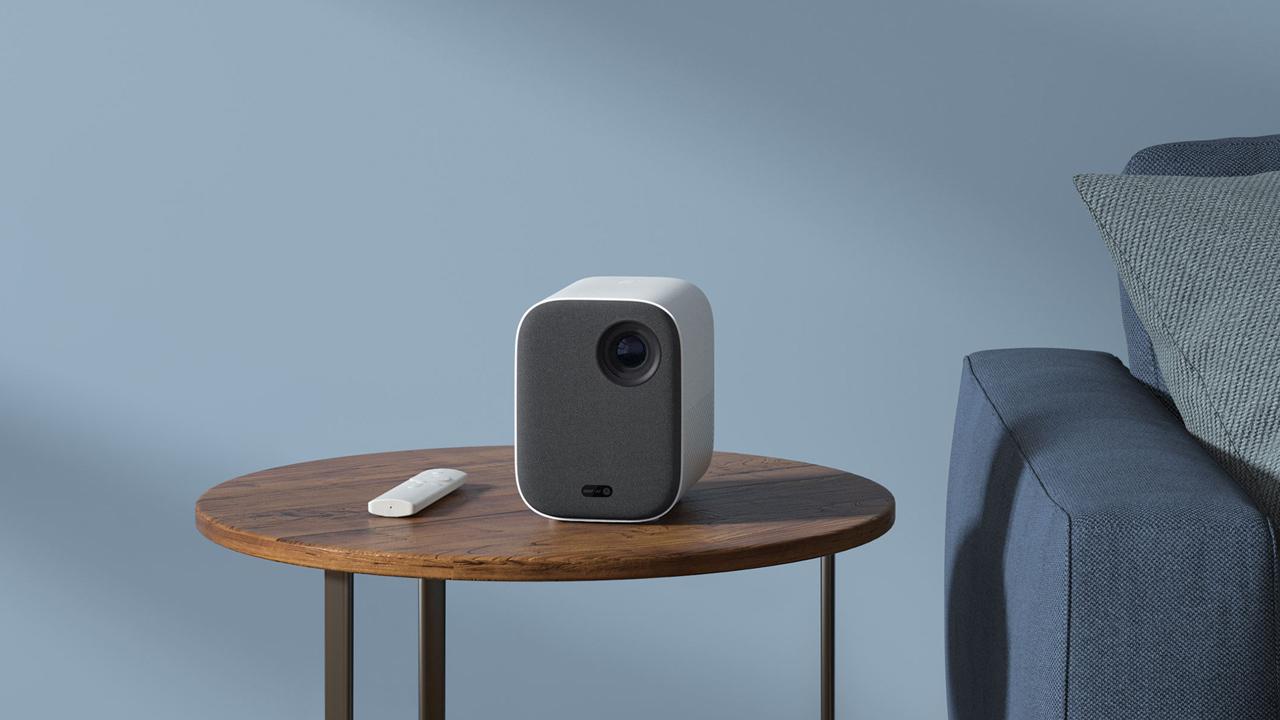 Projetor Mi Smart Compact recebe suporte oficial da Netflix