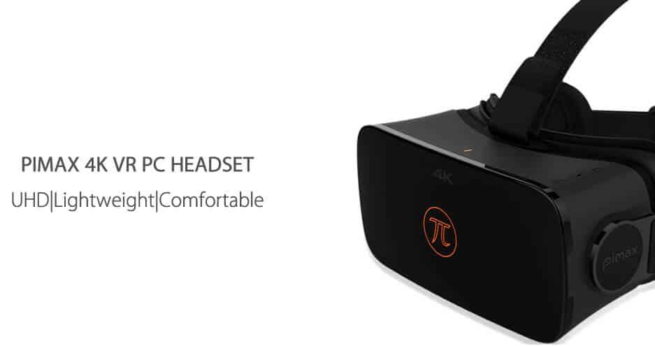 PIMAX 4K UHD Virtual Reality 3D Coupon
