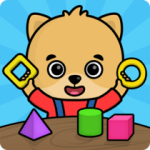 Toddler games for 2-5 year olds  APK MOD