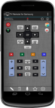 Android remote app