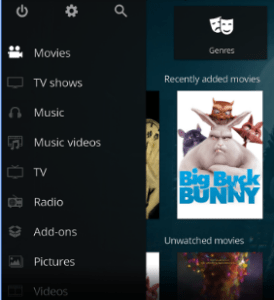 Media player apps