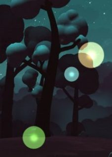 It is a pretty simple game in which you just need to collect fireflies, for catching them you need to tap the firefly and it will be captured by you.