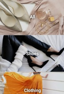 Perfect shoes application for men and women