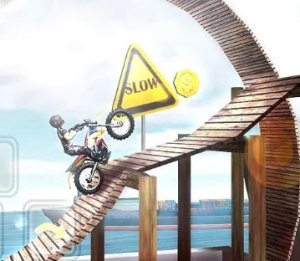 xtreme BMX game Android
