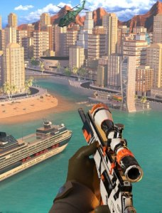 best fps shooting games for Android
