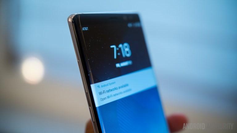 Проблемы в Samsung Galaxy Note 8 и их решения