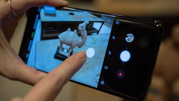 Как фотографировать лучше на Galaxy S9