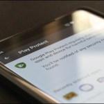 Что такое Play Protect и как это защищает Android