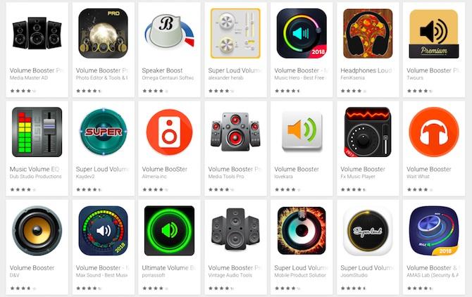Лучшие приложения для увеличения громкости для вашего Android