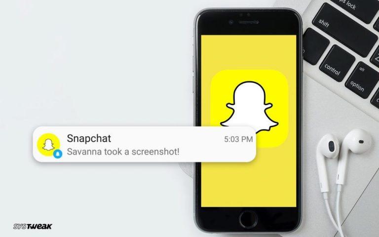 Как сделать скриншоты на Snapchat без уведомления отправителя?