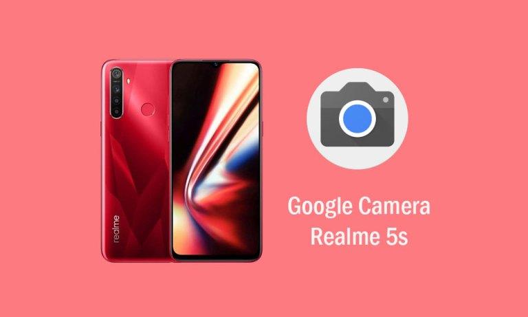 Google Камера для Realme 5s (GCam APK)