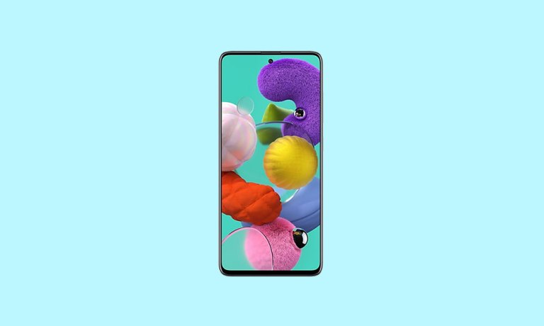 Как поставить живые обои на Samsung Galaxy A51?