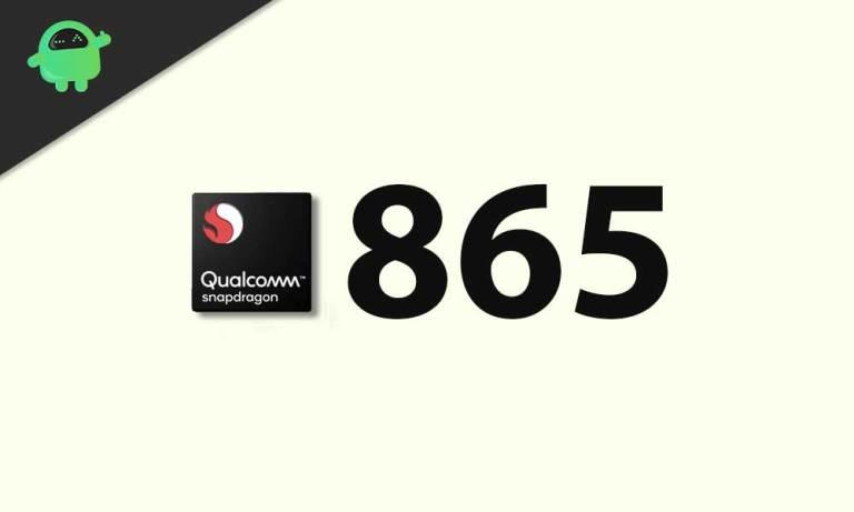 Qualcomm Snapdragon 865: список поддерживаемых смартфонов