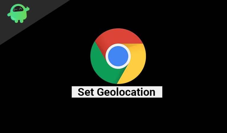 Как установить геолокацию в Google Chrome вручную