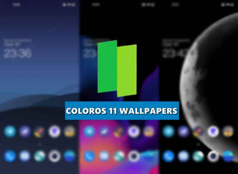 Скачать все обои ColorOS 11 для любого устройства Android