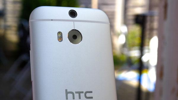 Как открыть меню диагностического центра в HTC One M8