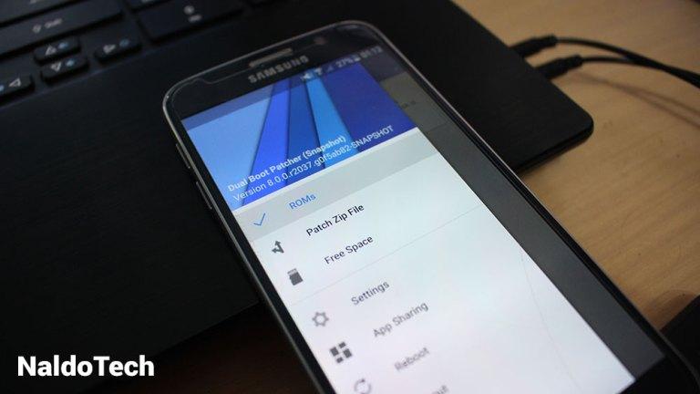 Как выполнить двойную загрузку дисков TouchWiz и CM13 на Galaxy S6