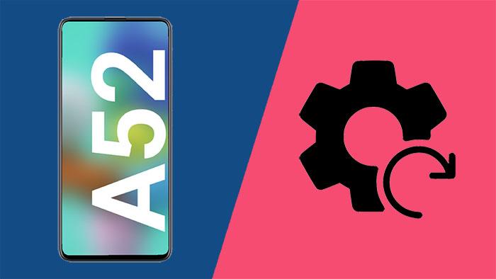 Как сбросить Samsung Galaxy A52 и стереть данные (мягкий и жесткий сброс)