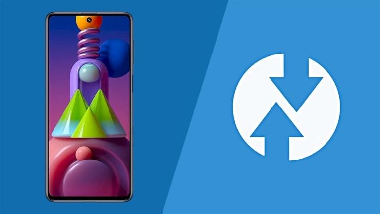 Как войти в режим восстановления на Samsung Galaxy M51