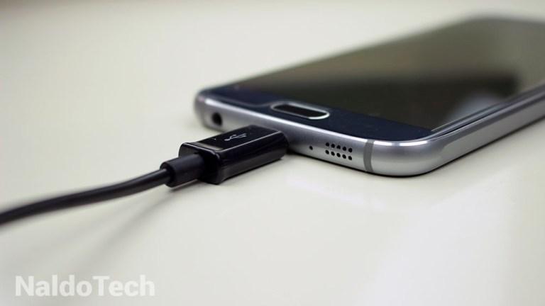 Как исправить проблему с медленной и не зарядкой Samsung Galaxy S7
