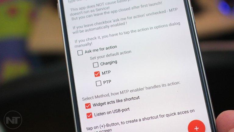 Как использовать режим MTP на 6.0 Marshmallow с MTP Enabler