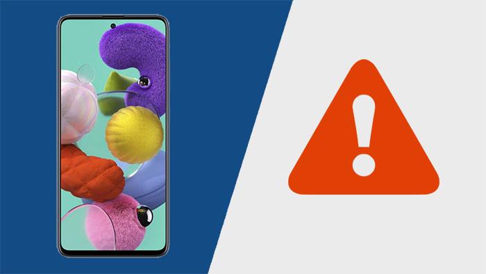 Как разблокировать Samsung Galaxy A51 из кирпича, застрявшего в загрузочной петле
