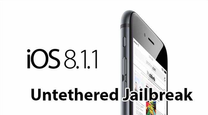 Как отвязать джейлбрейк iOS 8.1.1 с помощью Taig (Easy Guide)