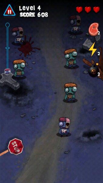 Скачать Zombie Smasher для Android