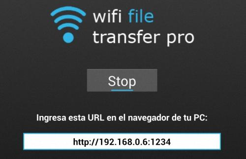 WiFi File Transfer Pro de Google Play 01