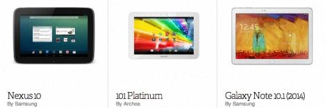 Archos Platinum 97b