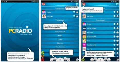 PC Radio para Android