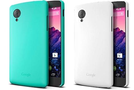 carcasas para Nexus 5 en Google Play Store