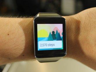 Smartwatch de Google 13