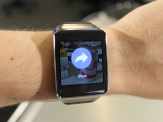 Smartwatch de Google 21