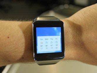 Smartwatch de Google 24
