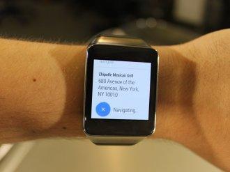 Smartwatch de Google 28