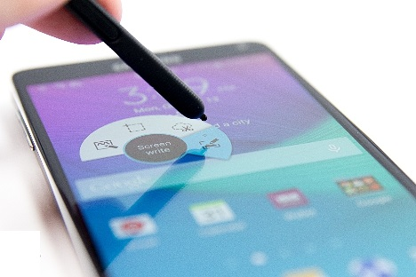 Galaxy Note 4 Developer Edition
