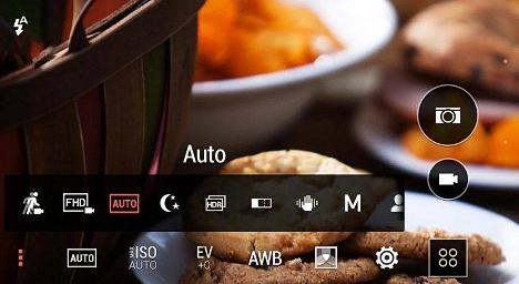 HTC Camera en Play Store