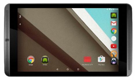 Tablet Android Nvidia SHIELD