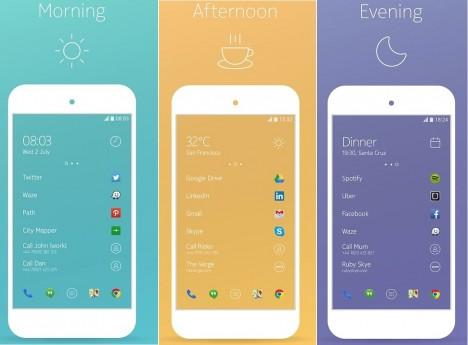 Z-Launcher de Nokia