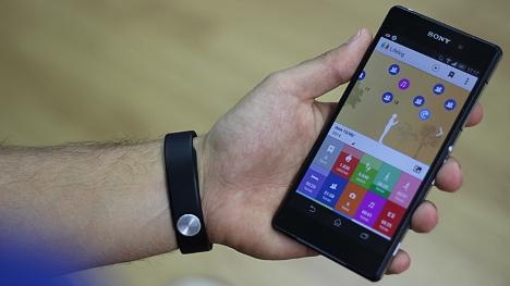 smartband desbloquea a Android